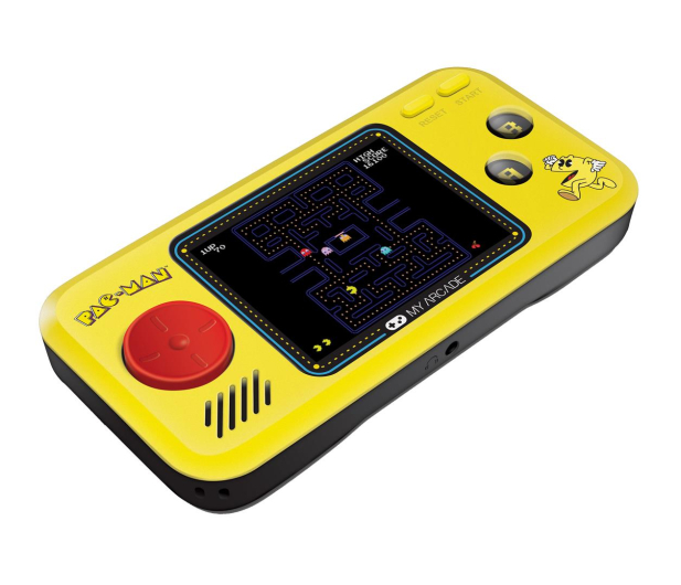 My Arcade POCKET Player Pac-Man 3in1  - 509063 - zdjęcie 2