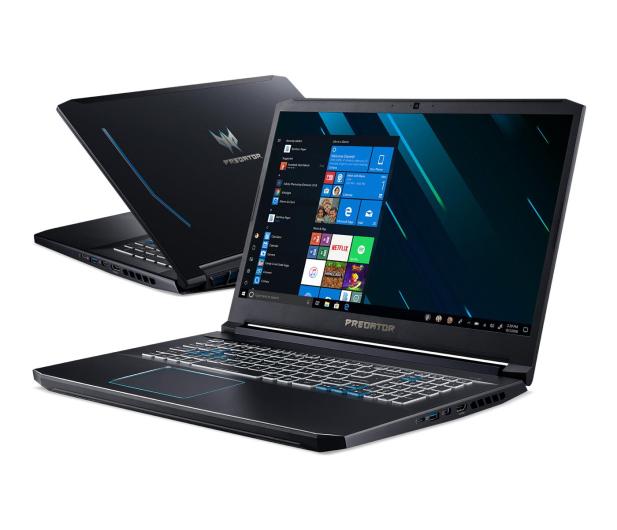 Acer Helios 300 i7-9750H/16/512/W10 RTX2070 IPS 144Hz - 508287 - zdjęcie