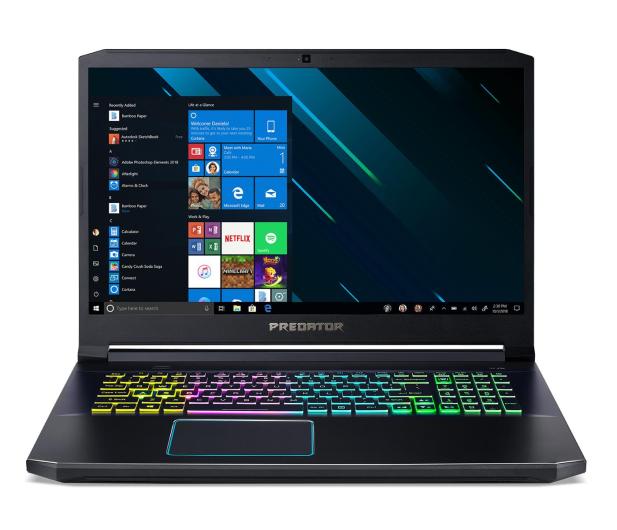 Acer Helios 300 i7-9750H/16/512/W10 RTX2070 IPS 144Hz - 508287 - zdjęcie 2