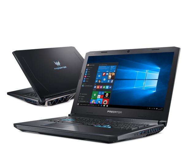 Acer Helios 500 Ryzen 7-2700/16GB/512/W10 IPS FHD 144Hz - 508290 - zdjęcie
