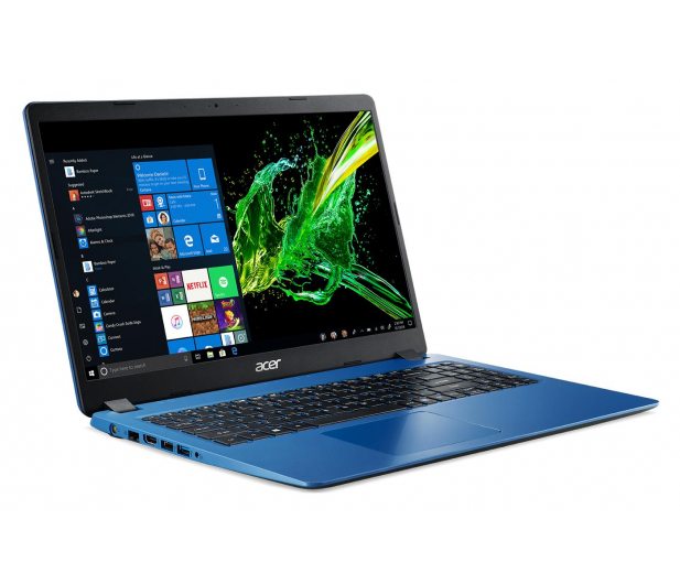 Acer Aspire 3 i5-8265U/12GB/512/Win10 Niebieski - 508479 - zdjęcie 3