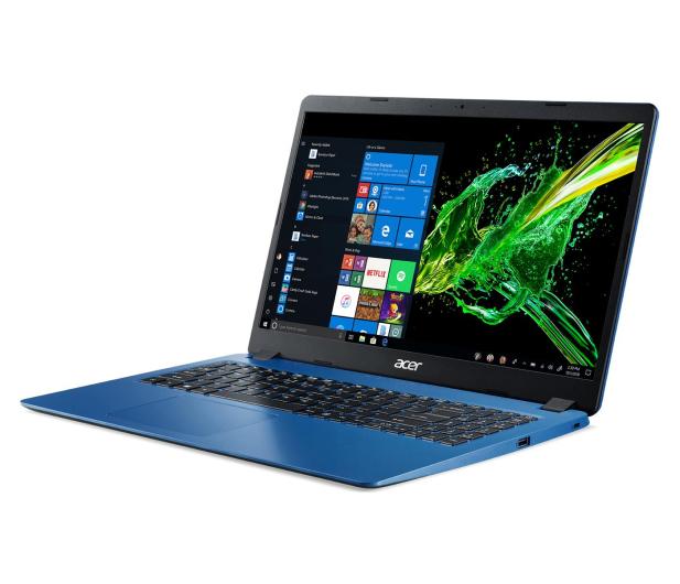 Acer Aspire 3 i5-8265U/12GB/512/Win10 Niebieski - 508479 - zdjęcie 8