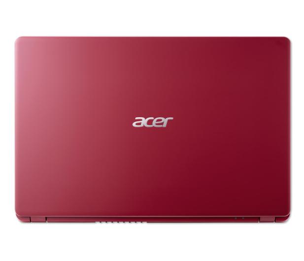 Acer Aspire 3 i5-8265U/8GB/512/Win10 Czerwony - 508484 - zdjęcie 6