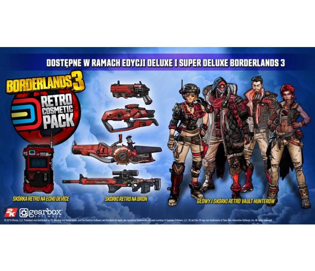 Gearbox Software Borderlands 3 Deluxe Edition - 490948 - zdjęcie 6
