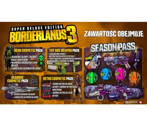 Gearbox Software Borderlands 3 Super Deluxe Edition  - 490952 - zdjęcie 2