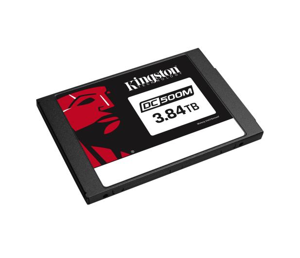 """Kingston 3,84TB 2,5"""" SATA SSD DC500M - 513426 - zdjęcie 2"""
