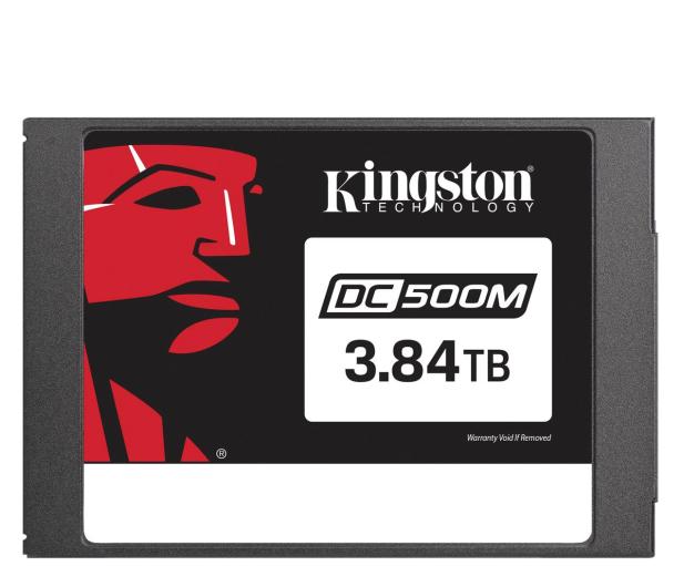 """Kingston 3,84TB 2,5"""" SATA SSD DC500M - 513426 - zdjęcie"""
