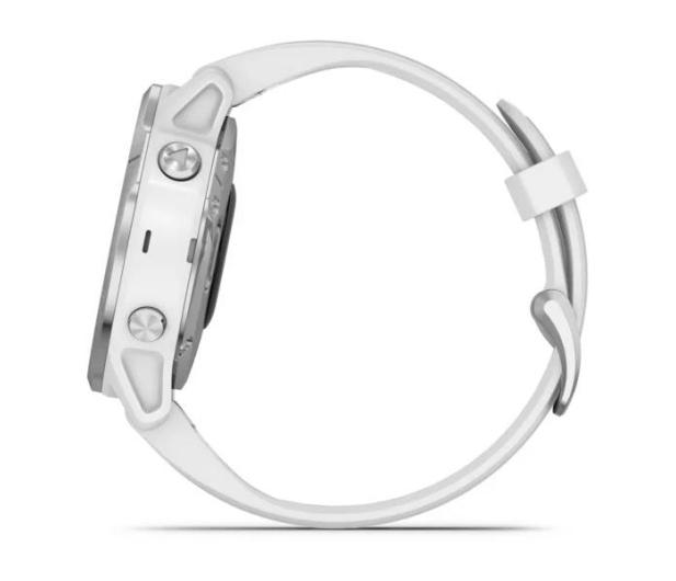 Garmin Fenix 6S srebrno - biały - 513416 - zdjęcie 5