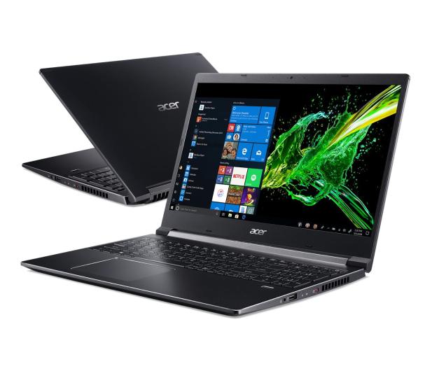 Acer Aspire 7 i7-9750H/16GB/512+1TB/Win10 GTX1650 IPS - 531337 - zdjęcie
