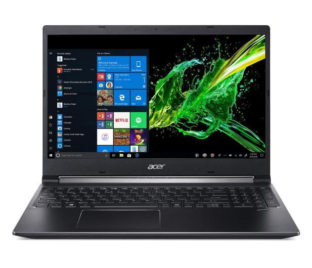 Acer Aspire 7 i7-9750H/16GB/512+1TB/Win10 GTX1650 IPS - 531337 - zdjęcie 2