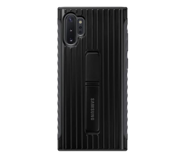Samsung Protective Standing Cover do Galaxy Note 10+ Black - 508405 - zdjęcie