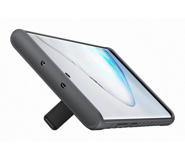 Samsung Protective Standing Cover do Galaxy Note 10+ Black - 508405 - zdjęcie 2