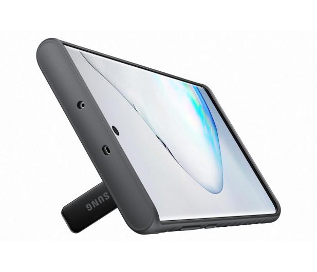 Samsung Protective Standing Cover do Galaxy Note 10+ Black - 508405 - zdjęcie 4