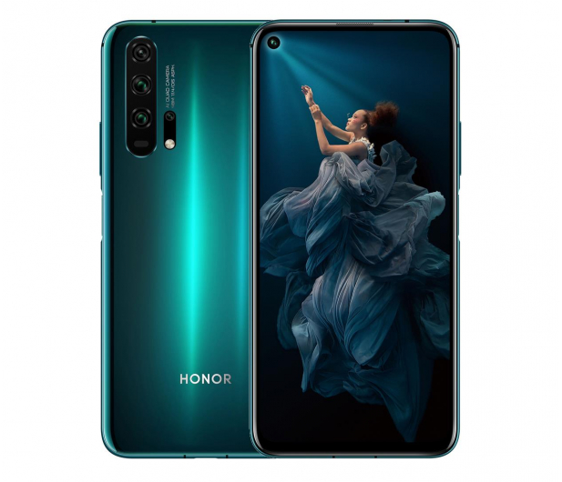 Honor 20 Pro 8/256GB Phantom Blue - 509407 - zdjęcie