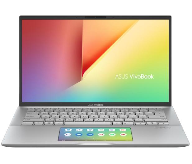 ASUS VivoBook S14 S432FA i5-8265U/8GB/512/Win10 Silver - 509083 - zdjęcie 2
