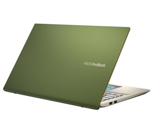 ASUS VivoBook S15 S532FL i5-8265U/8GB/512/Win10 Green - 509104 - zdjęcie 5