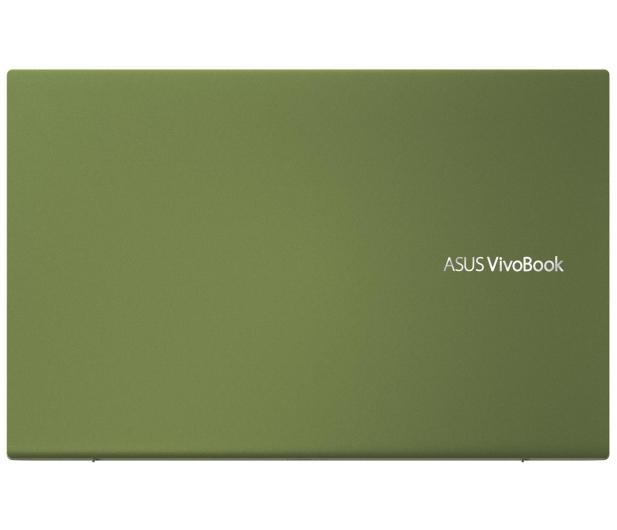 ASUS VivoBook S15 S532FL i5-8265U/8GB/512/Win10 Green - 509104 - zdjęcie 7