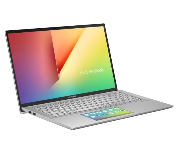 ASUS VivoBook S15 S532FL i5-8265U/8GB/512/Win10 Silver - 509107 - zdjęcie 8
