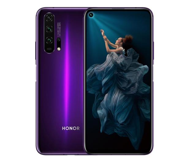 Honor 20 Pro 8/256GB Phantom Purple - 509574 - zdjęcie
