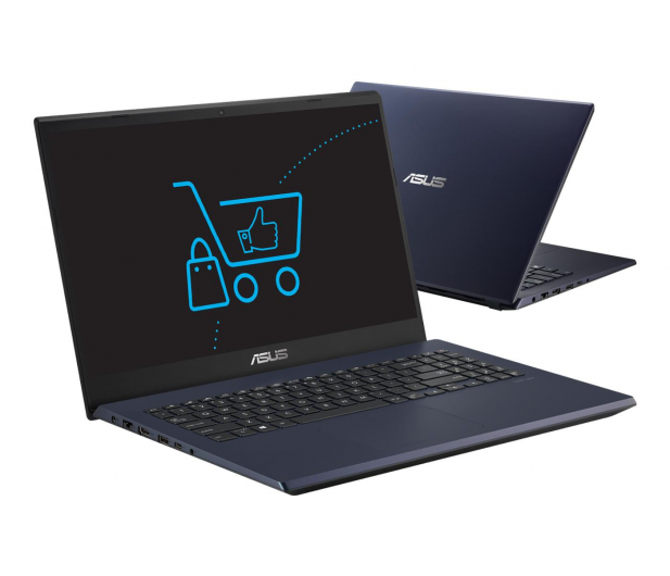 ASUS VivoBook 15 X571GT i7-9750H/16GB/512 GTX1650 - 508911 - zdjęcie