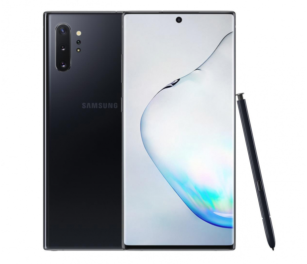 Samsung Galaxy Note 10+ black +Creative iRoar Go+ Fit e - 539463 - zdjęcie 2