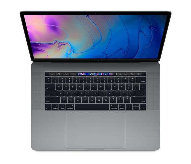 Apple MacBook Pro i7 2,6GHz/16/256/R555X/Space Gray - 497978 - zdjęcie 2