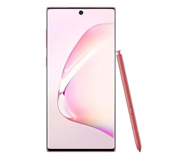 Samsung Galaxy Note 10 N970F Dual SIM 8/256 Aura Pink - 507921 - zdjęcie 2