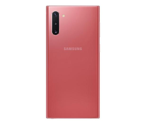 Samsung Galaxy Note 10 Aura Pink + PowerBank 10000mAh - 525529 - zdjęcie 6
