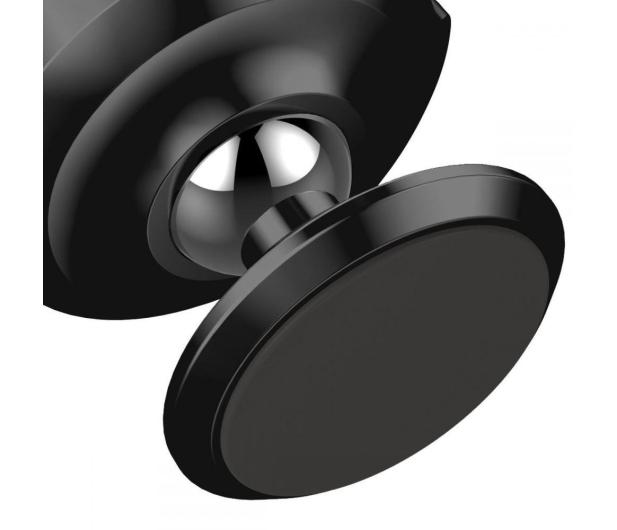 Baseus Magnetyczny uchwyt do telefonu (czarny) - 509269 - zdjęcie 3
