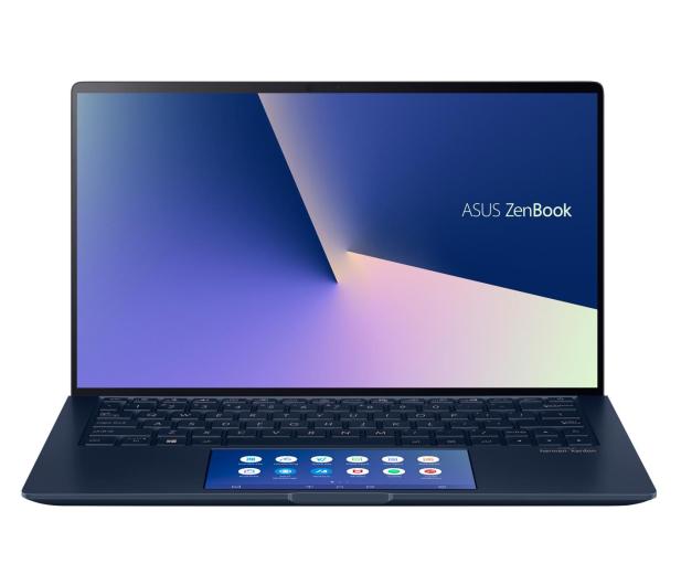 ASUS ZenBook 13 UX334FL i7-8565U/8GB/512/W10 Blue - 530616 - zdjęcie 2