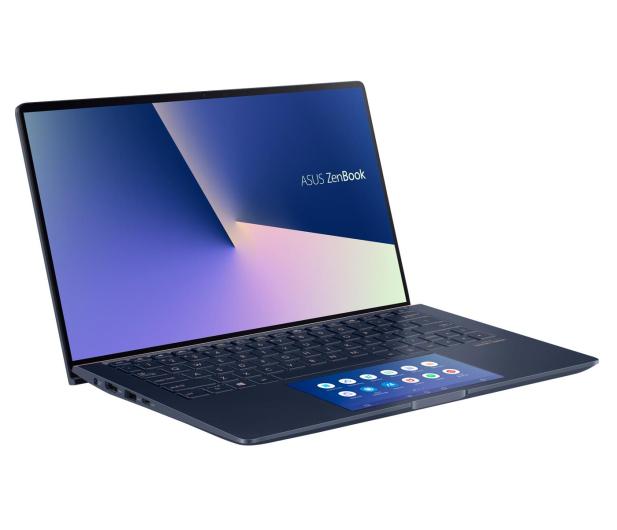ASUS ZenBook 13 UX334FL i7-8565U/16GB/1T/W10P Blue - 509109 - zdjęcie 8