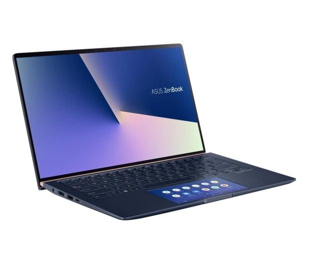ASUS ZenBook 14 UX434FLC i7-10510U/16GB/1TB/Win10 Blue - 522936 - zdjęcie 8