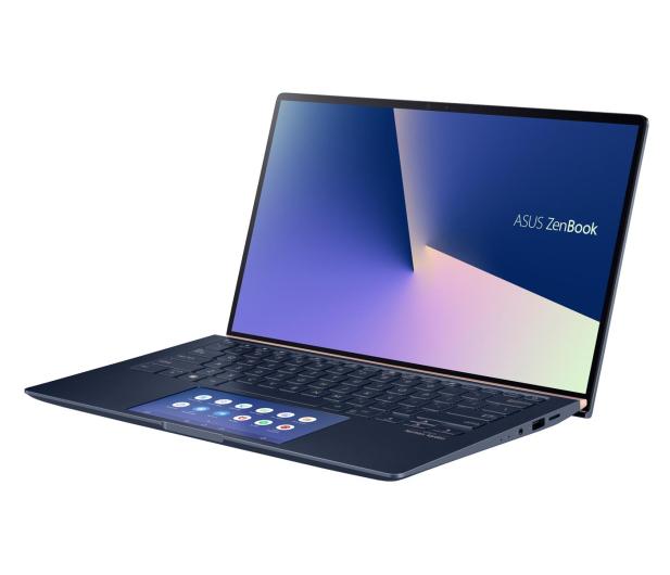 ASUS ZenBook 14 UX434FLC i7-10510U/16GB/512/W10 Blue - 522935 - zdjęcie 3