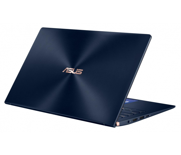 ASUS ZenBook 14 UX434FLC i7-10510U/16GB/1TB/Win10 Blue - 522936 - zdjęcie 5