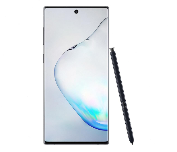 Samsung Galaxy Note 10 black + Creative iRoar Go + Fit e - 539432 - zdjęcie 3