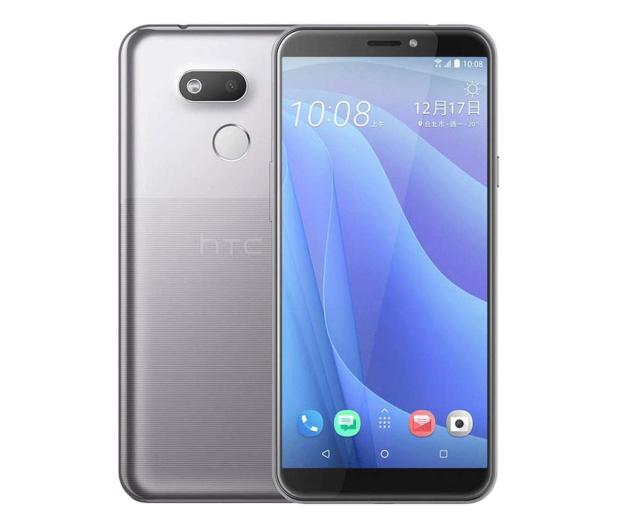HTC Desire 12s 3/32GB Dual SIM NFC  silver - 510156 - zdjęcie