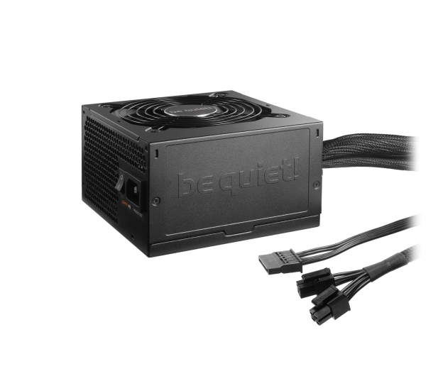 be quiet! System Power 9 400W CM 80 Plus Bronze - 509248 - zdjęcie 2