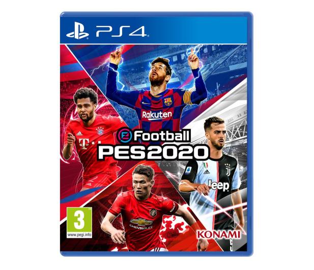 Konami eFootball PES2020 - 509537 - zdjęcie
