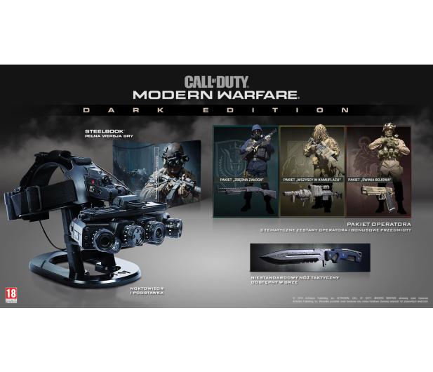 PlayStation Call of Duty: Modern Warfare Dark Edition - 509551 - zdjęcie 3