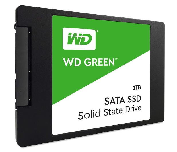 """WD 1TB 2,5"""" SATA SSD Green - 509365 - zdjęcie 2"""