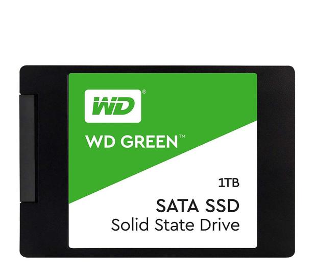 """WD 1TB 2,5"""" SATA SSD Green - 509365 - zdjęcie"""