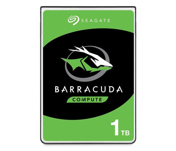 "Seagate BarraCuda 1TB 2,5"" 5400obr. 128MB  - 338374 - zdjęcie"