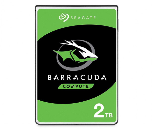 Seagate BARRACUDA 2TB 5400obr. 128MB  - 338375 - zdjęcie