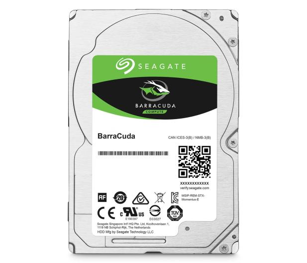 Seagate BARRACUDA 2TB 5400obr. 128MB  - 338375 - zdjęcie 4