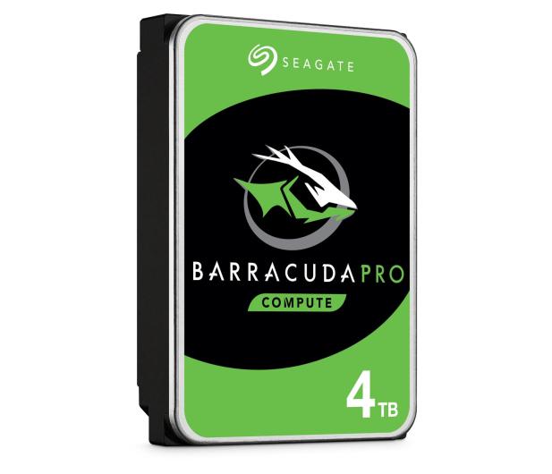 Seagate 4TB 7200obr. 128MB BarraCuda Pro - 370877 - zdjęcie 3