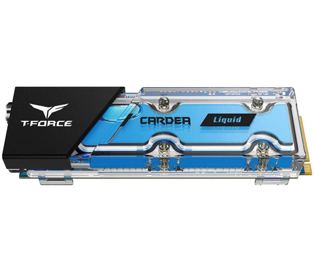 Team Group 512GB M.2 PCIe NVMe T-Force CARDEA Liquid - 514458 - zdjęcie 2