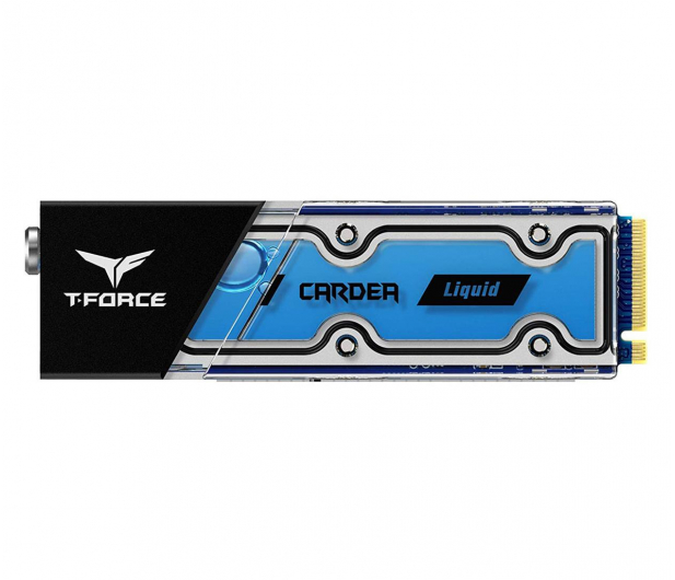 Team Group 512GB M.2 PCIe NVMe T-Force CARDEA Liquid - 514458 - zdjęcie