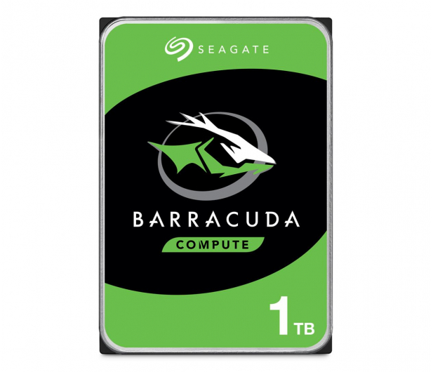 Seagate BARRACUDA 1TB 7200obr. 64MB  - 335481 - zdjęcie