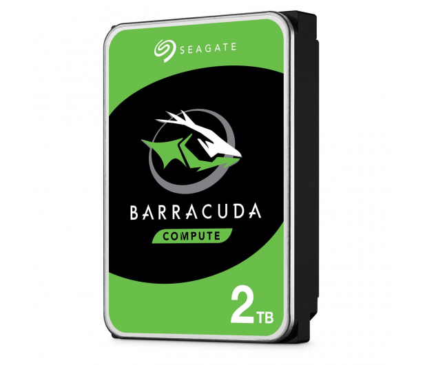 Seagate BarraCuda 2TB 7200obr. 256MB  - 461759 - zdjęcie 2