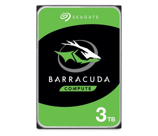 Seagate BARRACUDA 3TB 5400obr. 256MB  - 434505 - zdjęcie